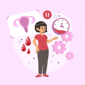 عوامل خون ریزی شدید پریود